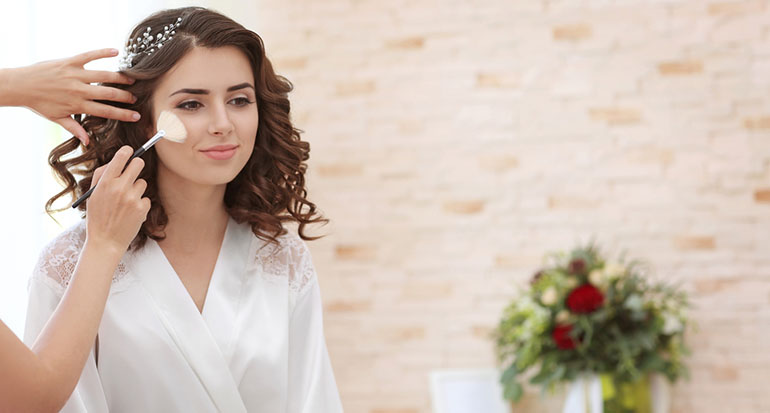 Wedding Beauty Timeline - Day Of Wedding - Relax