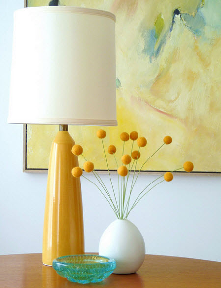 DIY Wedding Decor: Billy Buttons
