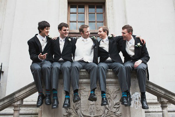 How to Be a Good Groomsman