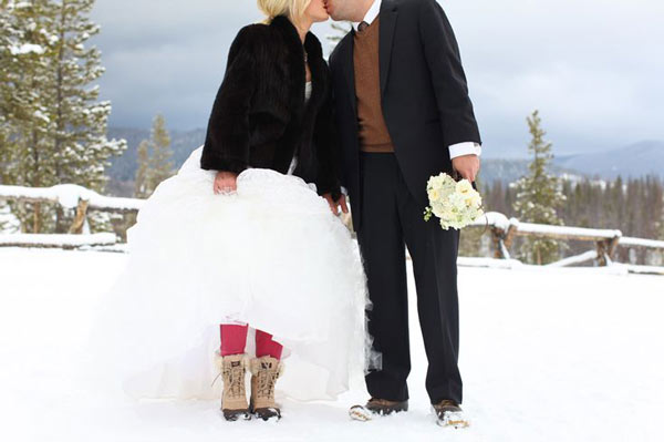 Six Pros and Cons in Planning a Winter Wedding