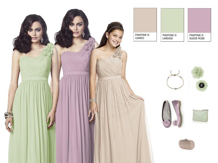 Pantone Naturals for Your Spring Wedding