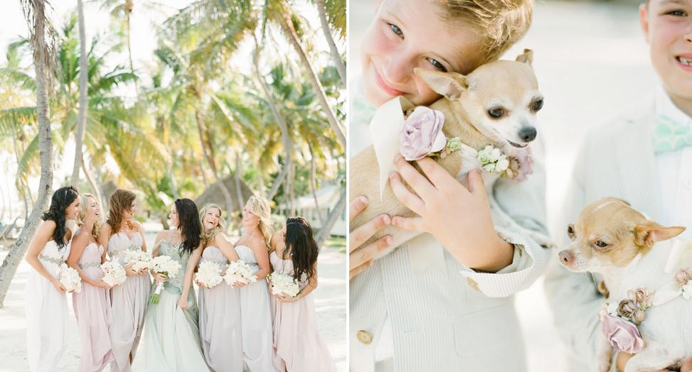 Gia wedding