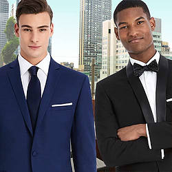 Men's Formal Wear & Tuxedos