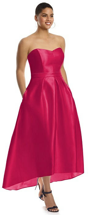 Alfred Sung Plus Size Bridesmaid Dresses