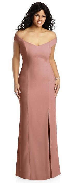 Dessy Collection Plus Size Bridesmaid Dresses