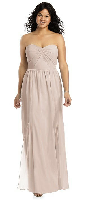 Social Plus Size Bridesmaid Dresses