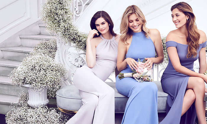 Best Selling Bridesmaids Dresses Spring 2019