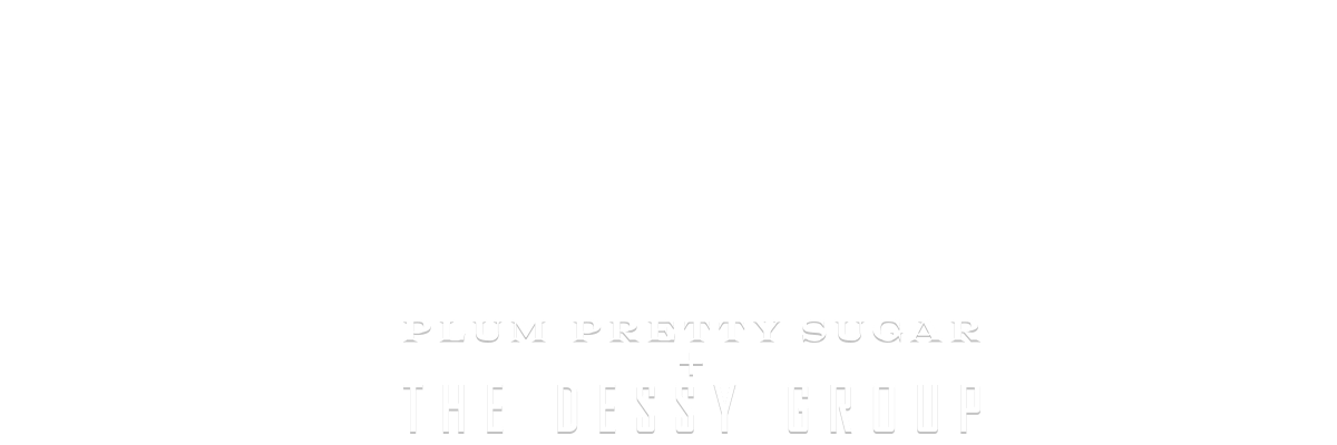 Plum Pretty Sugar + The Dessy Group