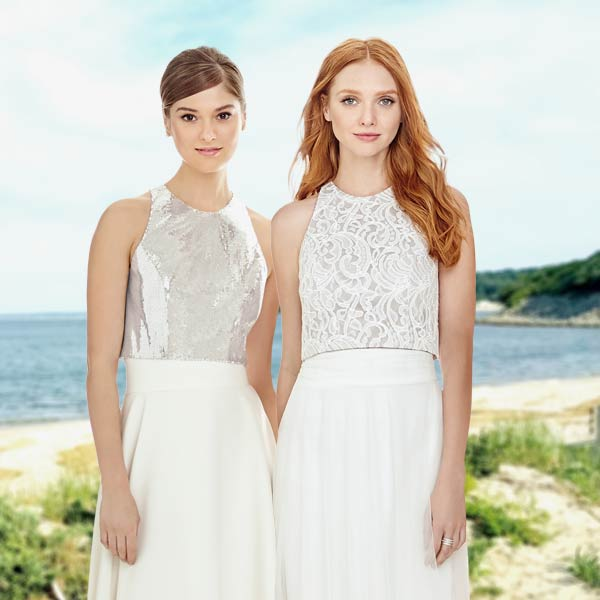 Bridesmaid Dress Separates