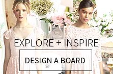 Design an Wedding Inspiration Styleboard.