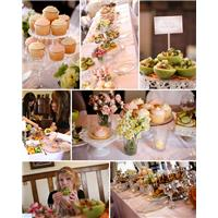 Pretty in Pink Bridal Shower Ideas