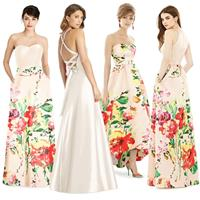 5 Tips to Remember When Looking for Floral Bridesmaid Dresses