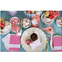 Tea Party Bridal Shower Inspiration