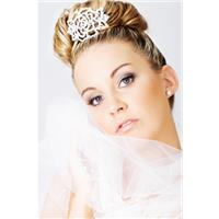 Tiara Tales: Haute Bridal Hair Accessories
