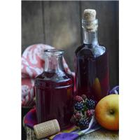 DIY Fruit Liqueurs for an Autumn Wedding