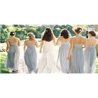 Everything You'll Need to Know About Bridesmaid Dresses!