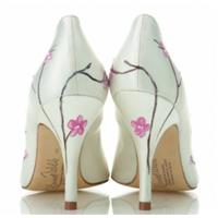 Wedding Shoes That Make A Real Statement