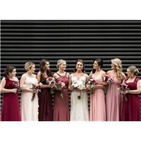 8 Tips on How to Pick Your Bridesmaids - And Keep Everyone Happy
