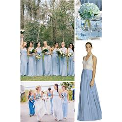 Hues of blue for your wedding day