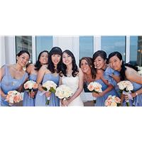 4 Tips to Consider Before Mixing and Matching Your Bridesmaid Dresses