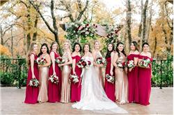 Stunning Sparkles: 7 Reasons to Choose Sequin Bridesmaid Dresses