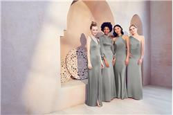 5 Reasons You Can't Go Wrong With a Gray Bridesmaid Dress