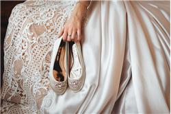 5 Stylish and Comfortable Wedding Shoes to Wear for Your Big Day